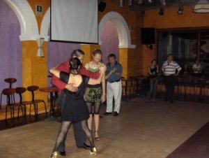 Clase de tango electrónico