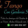 Clases de Tango Básico con Gardenia Silveira